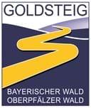 Goldsteig-Logo